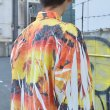 画像6: 【40% OFF】doublet / COMPRESSED ALOHA SHIRT IN THE HANGER MOLD (SUNSET) (6)