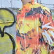 画像4: 【40% OFF】doublet / COMPRESSED ALOHA SHIRT IN THE HANGER MOLD (SUNSET) (4)