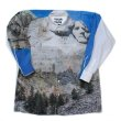 画像1: doublet / FACEOUT TOURIST SHIRT(RUSHMORE) (1)